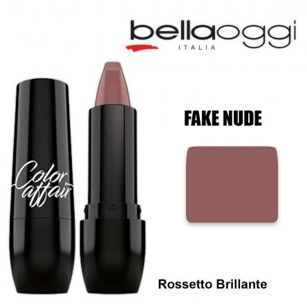 Color affaire rossetto brillante fake nude