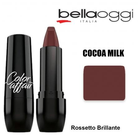 Color affaire rossetto brillante cocoa milk