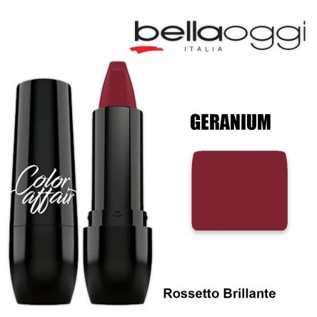 Color affaire rossetto brillante geranium