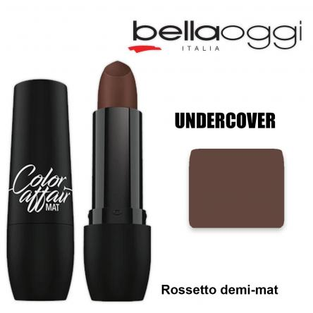 Color affaire mat rossetto demi-mat undercover