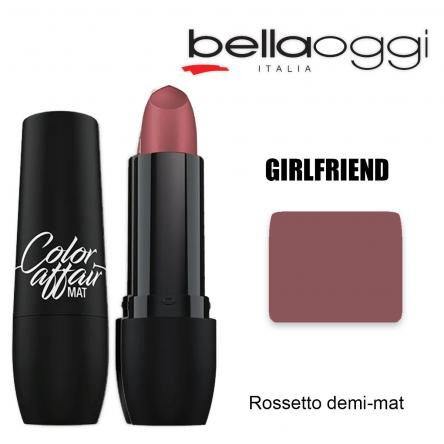 Color affaire mat rossetto demi-mat girlfriend