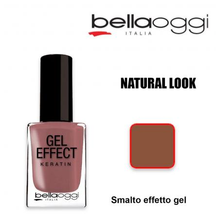 Gel effect keratin smalto effeto gel con cheratina natural look
