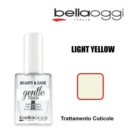 Gentle touch trattamento cuticole azione light yellow