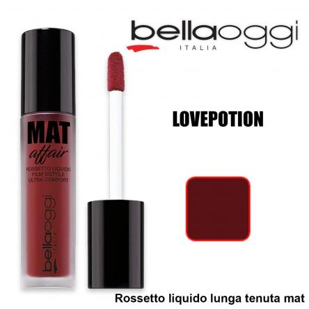 Mat affair rossetto liquido lunga tenuta lovepotion
