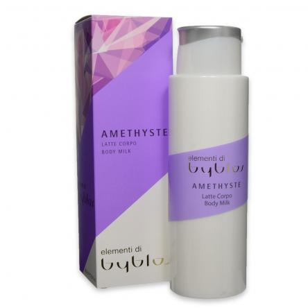 Byblos elementi amethyste body lotion 400 ml