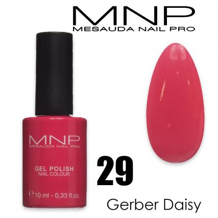 Mesauda 10 ml gel polish 029 gerber daisy