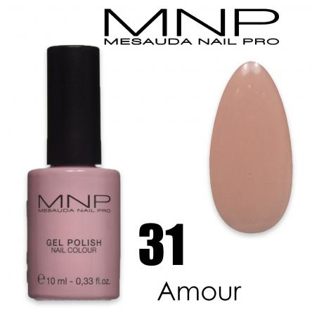 Mesauda 10 ml gel polish 031 amour