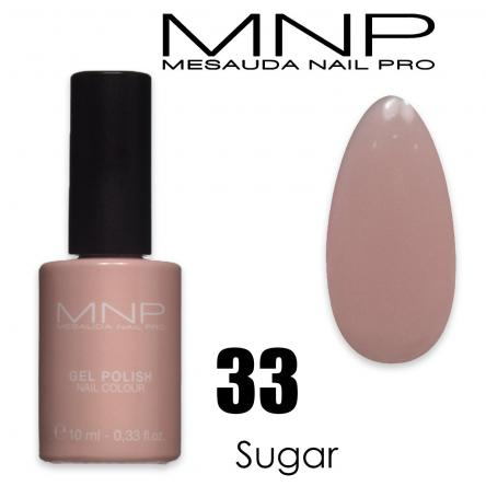 Mesauda 10 ml gel polish 033 sugar