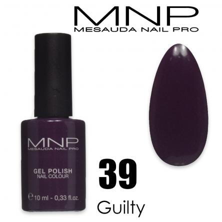 Mesauda 10 ml gel polish 039 guilty
