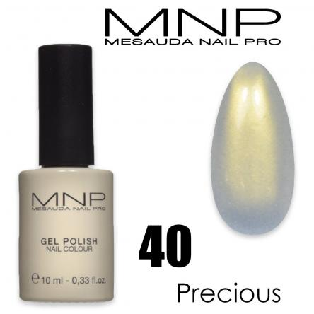 Mesauda 10 ml gel polish 040 precious
