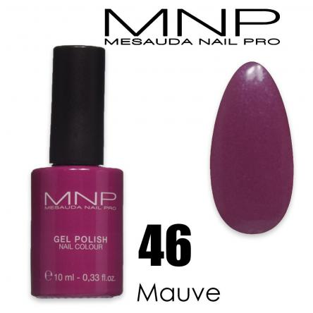 Mesauda 10 ml gel polish 046 mauve
