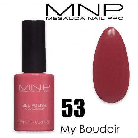 Mesauda 10 ml gel polish 053 my boudoir