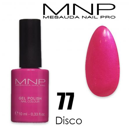 Mesauda 10 ml gel polish 077 disco