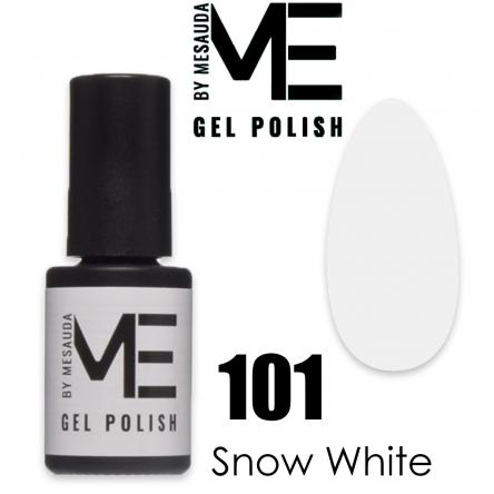 Mesauda me 5 ml gel polish 101 snow white