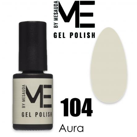 Mesauda me 5 ml gel polish 104 aura