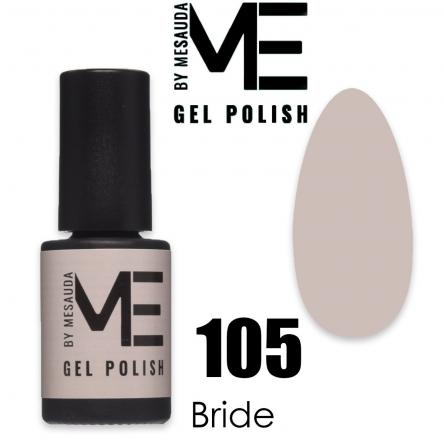 Mesauda me 5 ml gel polish 105 bride