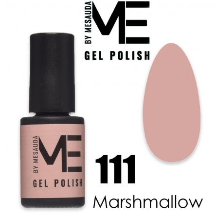 Mesauda me 5 ml gel polish 111 marshmallow