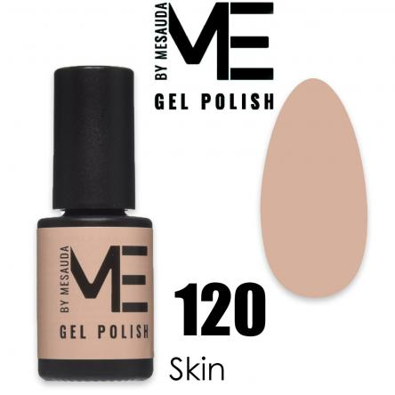 Mesauda me 5 ml gel polish 120 skin