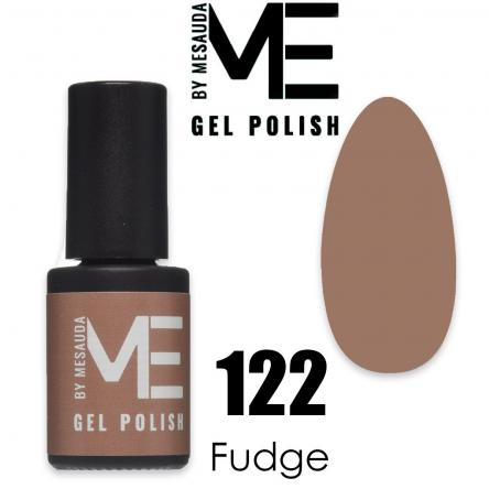 Mesauda me 5 ml gel polish 122 fudge