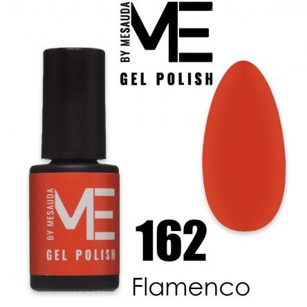 Mesauda me 5 ml gel polish 162 flamenco