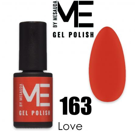Mesauda me 5 ml gel polish 163 love