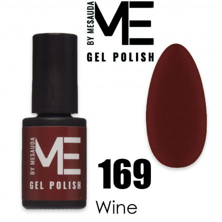 Mesauda me 5 ml gel polish 169 wine