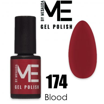Mesauda me 5 ml gel polish 174 blood