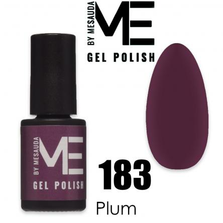 Mesauda me 5 ml gel polish 183 plume