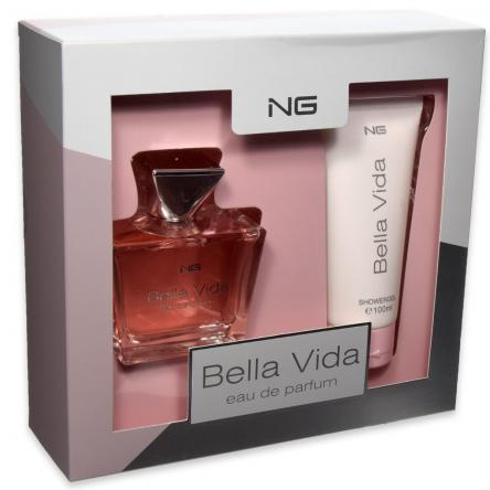 Ng bella vida set edp 80 ml + shower gel 100 ml