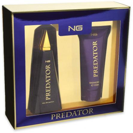 Ng predator edp 100 ml + shower gel 100 ml