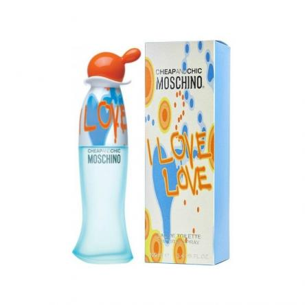 Moschino cheap&chic i love love edt 100 ml