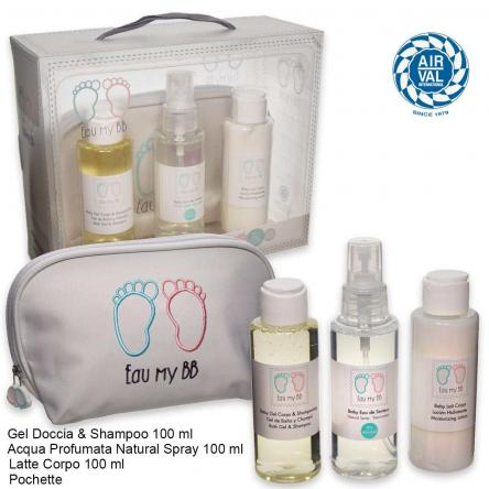 Eau my bb coffret eds 100 ml + shower gel+ lozione 100