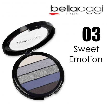 M-use palette mat satin extra shine sweet emotion