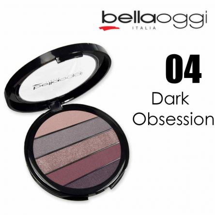 M-use palette mat satin extra shine dark obsession