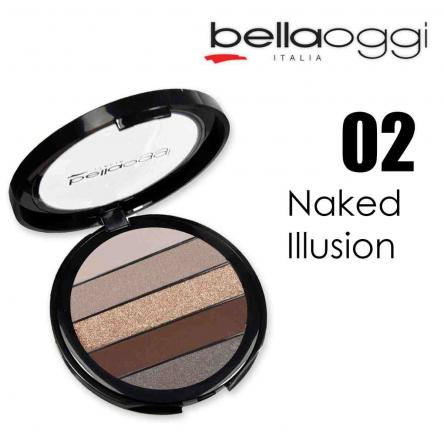 M-use palette mat satin extra shin naked illusion