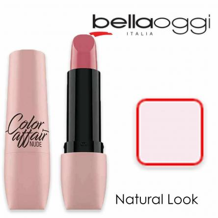Color affair nude rossetto nude effetto demi-ma natural look