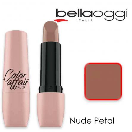 Color affair nude rossetto nude effetto demi-ma nude petal