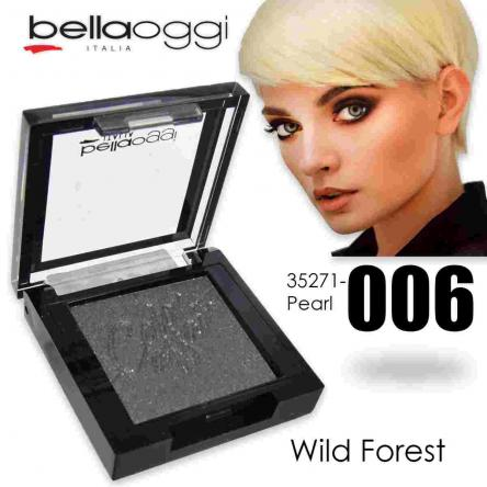 Color affair eyeshadow pearl & ombretto shine wild forest