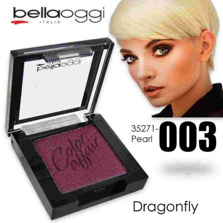 Color affair eyeshadow pearl & ombretto shine dragonfly