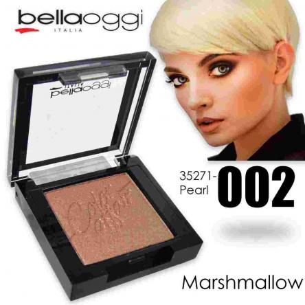 Color affair eyeshadow pearl & ombretto shine marshmallow