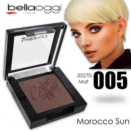 Color affair eyeshadow mat maroccan sun