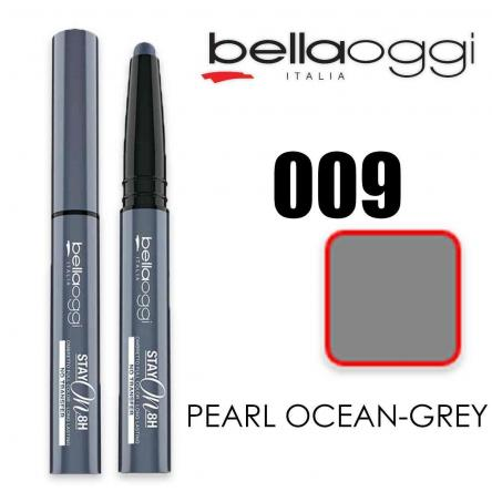 Stay on ombretto stylo tenuta  8h no transfer pearl ocean grey