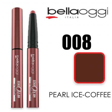 Stay on ombretto stylo tenuta  8h no transfer pearl ice coffee