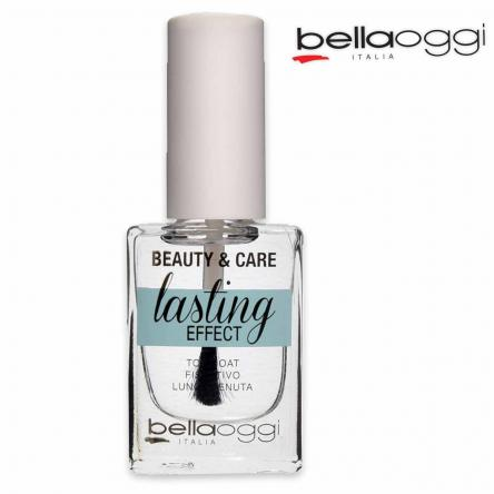 Lasting effect top coat sigillante effetto clear and shine