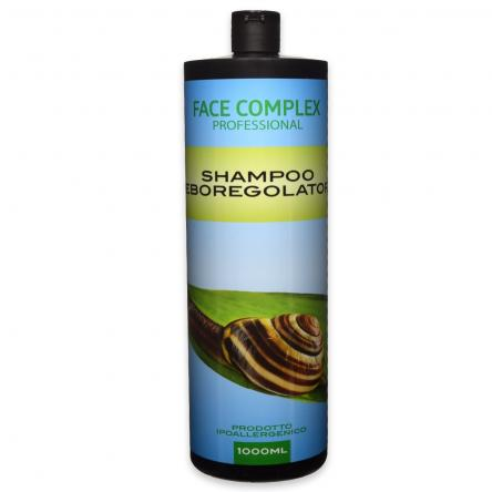 Face complex shampoo seboregolatore 1000 ml