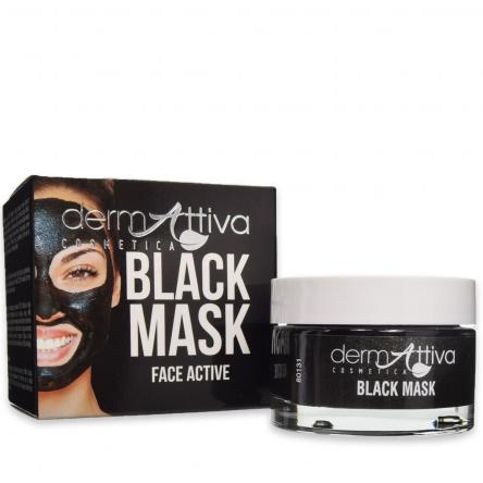 Dermattiva black mask 50 ml