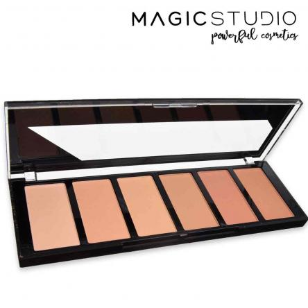Magic studio contour palette pretty face
