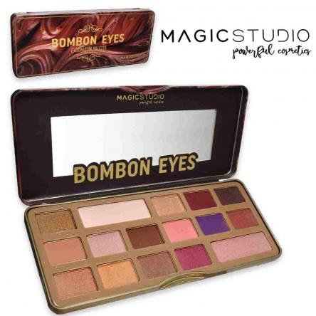 Magic studio bombon eyes tin box