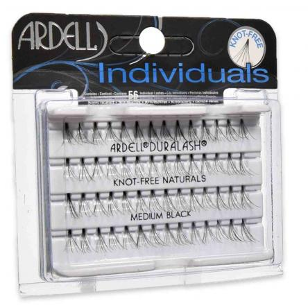 Ardell duralash natural individuals medium black