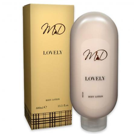 M&d lovely body lotion 400 ml